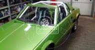Fiat X z fotelami Recaro
