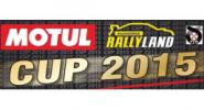 Motul Rallyland Cup 2015