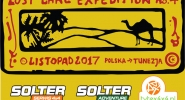 Listopad 2017 - Lost Lake Expedition No.4 Polska -Tunezja
