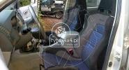 Toyota Hilux z fotelami Recaro