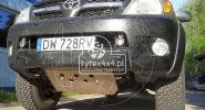 Aluminiowa osłona przodu Toyota Hilux