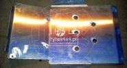 Aluminiowa osłona do Toyoty Hilux,120,90