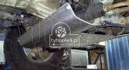 Aluminiowa osłona przodu Toyota LC 90