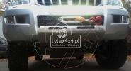 Aluminiowa osłona przodu do Toyoty Land Cruiser 120
