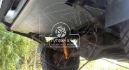Aluminiowa osłona tylu auta do Toyoty Hilux