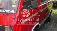 Bagażnik dachowy do Volkswagena T3 Westfalia (dach z włókna szklanego)