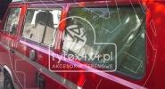 Bagażnik dachowy do Volkswagena T3 Westfalia (dach z żywicy)