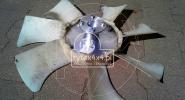 Stałe sprzęgło wiskotyczne wentylatora wykonane z aluminium do Nissana Patrola 2,8-; 4,2 i innych