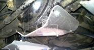 Aluminiowa osłona główki tylnego mostu do Toyoty Land Cruiser 100
