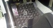 Aluminiowy dywanik