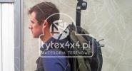 Aluminiowy stelaż do plecaka pod kamerę Point Grey Ladybug5