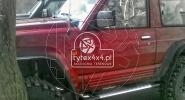 Progi do Nissana Patrola Y60