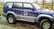 Progi do Toyoty Land Cruiser 90