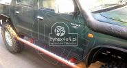 Progi do Toyoty Hilux
