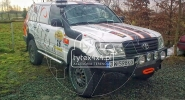 Progi do Toyoty Land Cruiser Hzj 105