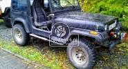Progi do Jeepa Wranglera