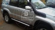 Progi do Toyoty Land Cruiser 120