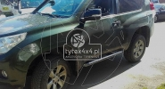 Progi do Toyoty Land Cruiser 155