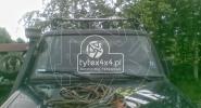 Uchwyt dachowy na halogeny do Toyoty Kzj 73
