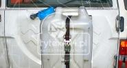 Uchwyt na kanister o pojemności 10l. do Nissana Patrola Y60