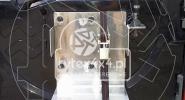 Uchwyt na kanister o pojemności 10l. do Nissana Patrola Y60 dodatkowo z punktem do mocowania anteny CB