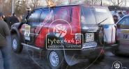 Uchwyt na kanister o pojemności 20l. do Nissana Patrola Y61