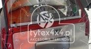 Aluminiowa tapicerka drzwi z dodatkowymi kieszeniami do Toyoty Kzj