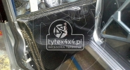Karbonowe boczki drzwi do Mitsubishi Lancer Evo 8