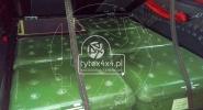 Zabudowa z funkcją spania i sześcioma skrzyniami do Nissana Patrola Y60