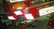 Aluminiowy zderzak przedni do Toyoty Kzj