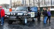 Aluminiowy zderzak do Nissana Patrola Y61