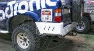 Tylny zderzak stalowy Nissan Patrol Y61