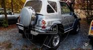 Tylny zderzak stalowy do Suzuki Vitary