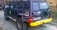 Zderzak Stalowy tylny Nissan Patrol Y60