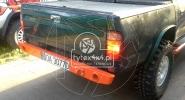 Zderzak Stalowy tylny Toyota Hilux