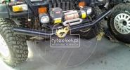 Przedni zderzak stalowy do Jeepa Wranglera